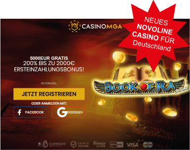 Novoline Online Casino 2019
